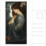 Proserpine, 1882 by Dante Gabriel Charles Rossetti