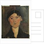 Portrait of a Woman c.1915 by Amedeo Modigliani