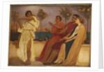 Greek Girl Dancing by Frederic Leighton