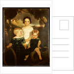The Bromley Children, 1843 by Ford Madox Brown