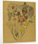 Mont Louis - Flower Study, 1925 by Charles Rennie Mackintosh