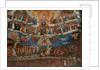The Last Judgement, Cuzco School, late 17th century by Diego Quispe Tito