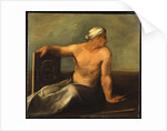 A Personification of Geometry by Dosso Dossi