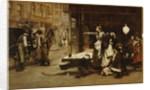 Sisters, 1905 by Albert Chevallier Tayler