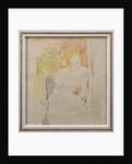 Julie Seated by Berthe Morisot