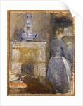 The Dining Room of the Rouart Family, Avenue d'Eylau, 1880 by Berthe Morisot