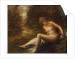 The Huntress by Ignace Henri Jean Fantin-Latour