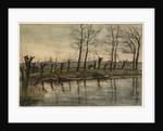 Farmer Returning to the Fields, c.1900 by Piet Mondrian