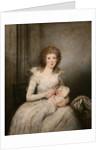 Portrait of Lady Boynton by Richard Cosway
