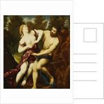 The Rape of Proserpine by Paris Bordone