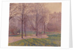 The Avenue, c.1910 by Spencer Frederick Gore
