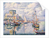 The Port of Barfleur, 1931 by Paul Signac
