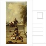 The Slide by Francois Louis Lenfant