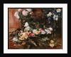 Roses, 1910 by Lovis Corinth
