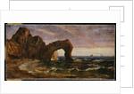 Sunset at Etretat, 1894 by Jasper Francis Cropsey