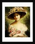 The Fancy Bonnet by Emile Vernon