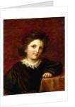 Portrait of Alexander Cassavetti by George Frederick Watts