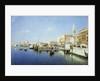 A View of Venice by Rafael Senet