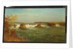 The Falls of Saint Anthony, c.1887 by Albert Bierstadt