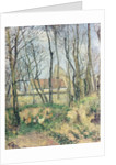 The Path of the Wretched, 1878 by Camille Pissarro