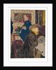 Misia et Vallotton à Villeneuve, 1899 by Edouard Vuillard