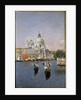 Santa Maria della Salute, Venice by Martin Rico y Ortega
