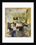 The Green Room; La Chambre Verte, 1905 by Edouard Vuillard