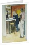 Bistro, Havre by Glyn Warren Philpot