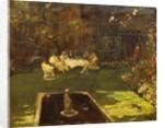 The Garden at Ardilea, 1919 by John Lavery