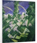 The Four Seasons: Spring, c.1919 by Christopher Richard Wynne Nevinson