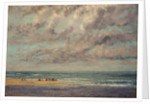 Marine by Gustave Courbet