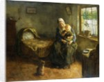 Dressing the Baby by Jacob Simon Kever
