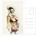 The Musketeer by Joaquin Sorolla y Bastida