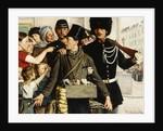 The Arrest, 1882 by Jules Lambeaux