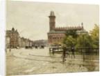 Raadhuspladsen, Copenhagen, 1893 by Paul Fischer