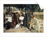 Le Veau Gras, c.1881 by James Jacques Joseph Tissot