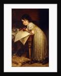 Hedda by Frederich August Kaulbach
