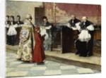 The Christening; Il Battesimo by Vicenzo Irolli