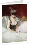 A Masked Beauty by John Henry Witt