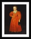 Portrait of a Little Boy by Robert the Elder Peake