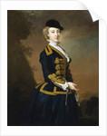 Portrait of Nancy Fortescue by Thomas Hudson
