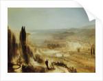 Cicero at his Villa, c.1839 by Joseph Mallord William Turner