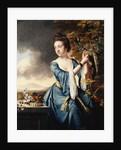 Portrait of Elizabeth, Mrs John Bostock, c.1769 by Joseph Wright of Derby