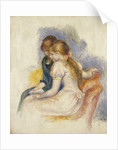 The Lecture by Pierre Auguste Renoir