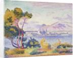 Antibes, Afternoon, 1908 by Henri-Edmond Cross