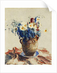 Still Life with Flowers in an Earthenware Jug, c.1910-1920 by Roderic O'Conor