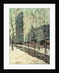 The Flatiron Building, New York, c.1903-05 by Ernest Lawson