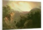 Mountain Sunrise, 1826 by Thomas Cole
