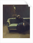 The Acting Manager or Rehearsal: The End of the Act, c.1885-6 by Walter Richard Sickert