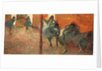 Dancers in a Studio, 1900-05 by Edgar Degas